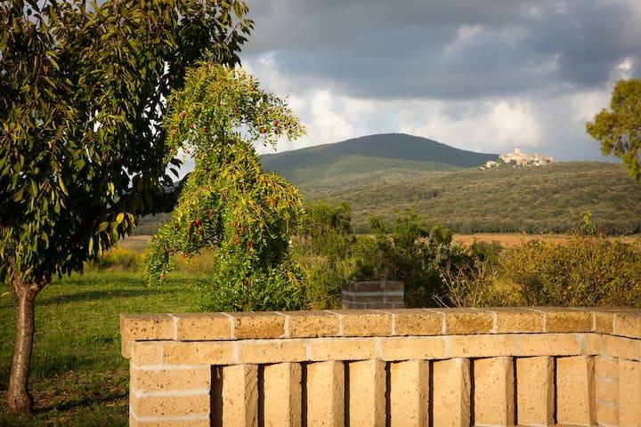 Villa dei Venti 2 Srada poggetti 4 b  Capalbio - Capalbio Scalo - Nature lodge
