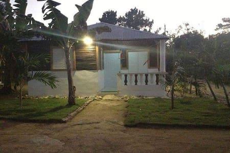 Petite Villa à Veragua en Republique Dominicaine - Haus