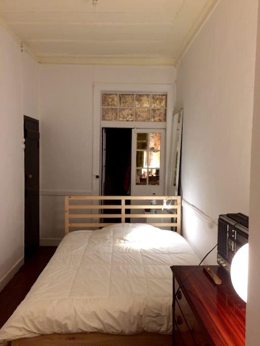 Quarto Chambre Room