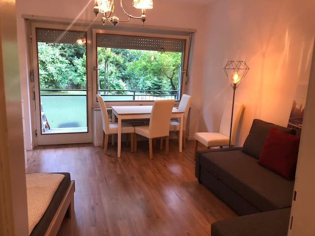 2 Betten 4 Gäste City Appartment Meran
