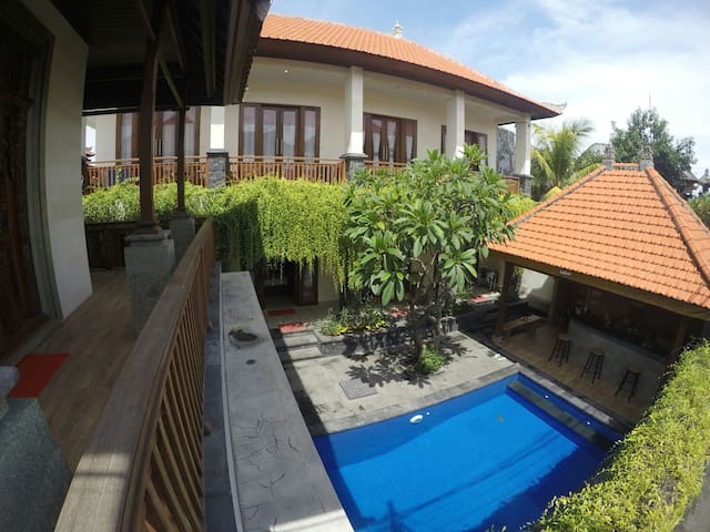 Comfy Room in Sanur, with pool and close to beach