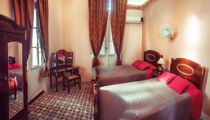 Hostal Habana 101 - Room #H1 Wifi