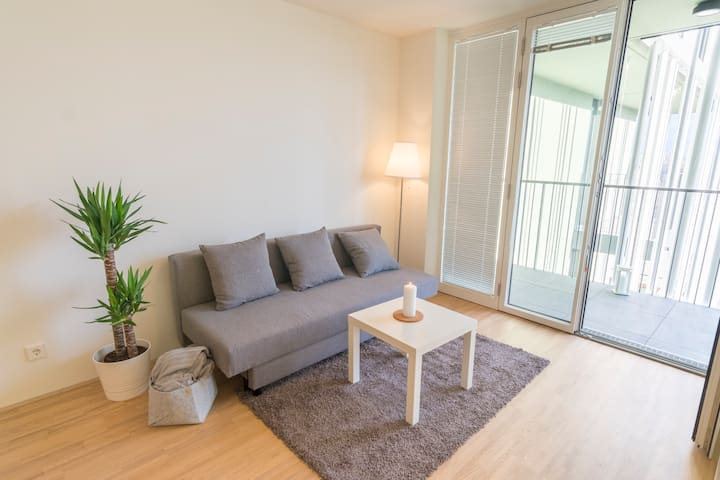 COSY STUDIO near Messe Exhibition Center/Prater/WU
