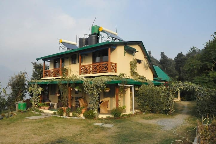 Emerald Trail Bhimtal - Jangalia Gaon Ganja