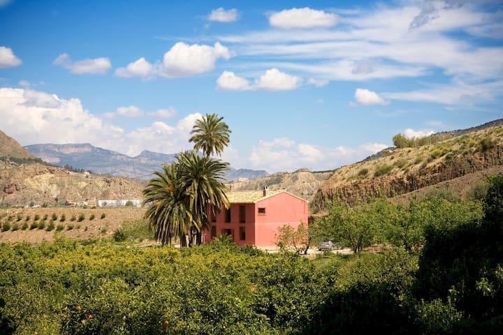 Casa Ramoncico. Complejo Rural Finca el Campillo