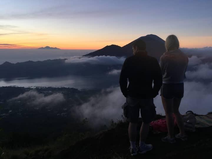 Mt Batur Sunrise