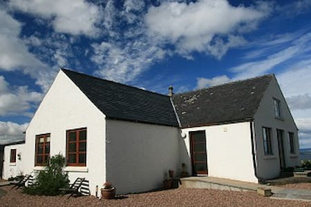 Firth Cottage - comfortable with stunning views
