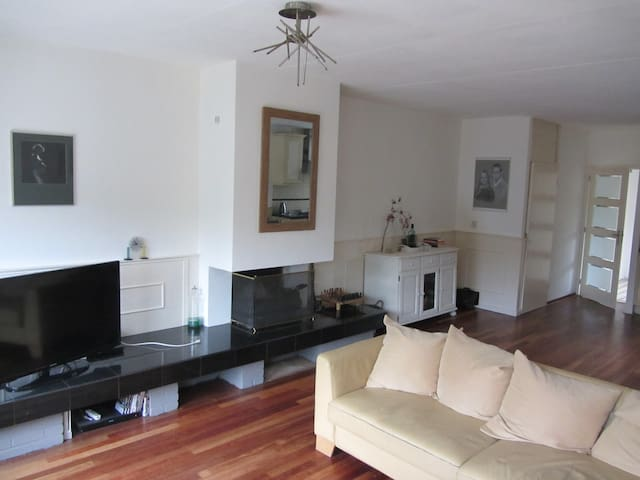 Great house 15 min from city center 3 bedrooms