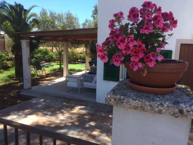 Villa Rosales -Natur-Park Cala Mondragó  ETV/4173