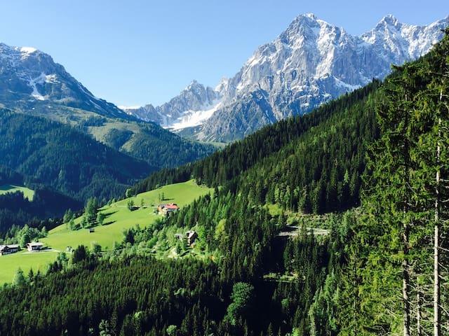 B&B Gsenger - Ramsau am Dachstein - ที่พักพร้อมอาหารเช้า