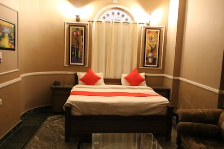 Madhu Vilas guest house sariska with Deluxe Room