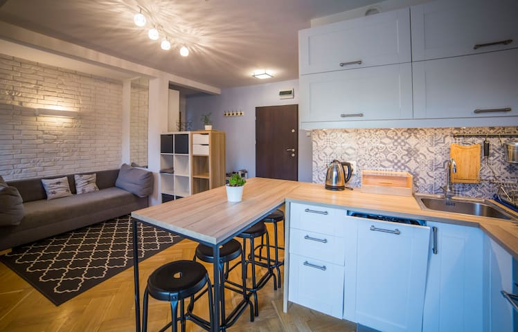 Modern fully equipped flat near Wawel Castle, ICE