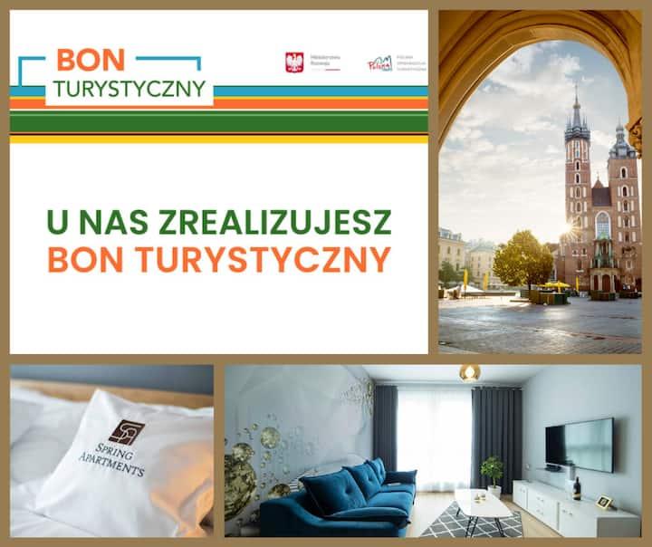 Spring Apartments Parking Wifi Netflix Xbox Krakow