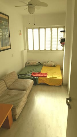 Your cosy room in Israel