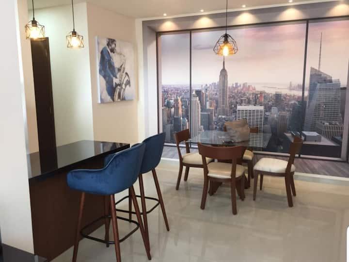 Departamento Confortable y moderno, residencial