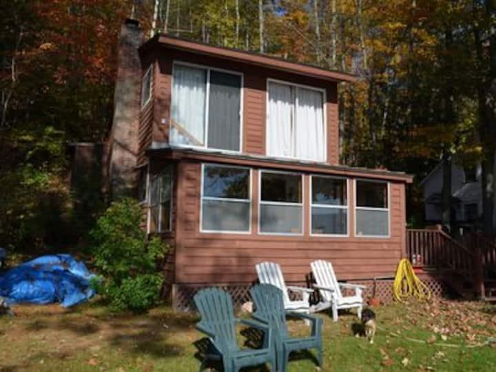 Lake Fairlee Summer House Vacation Rental