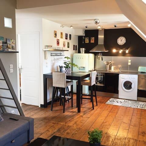 Appartement**** De Charme 2