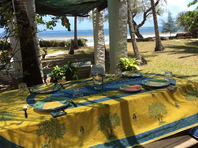 Kwazi beach house Msambweni - Mombasa - Casa