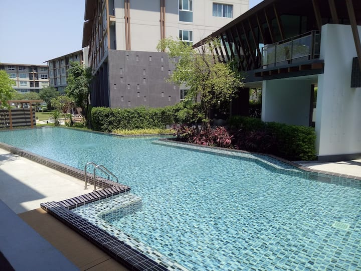 Dcondo Campus Resort by Sansiri