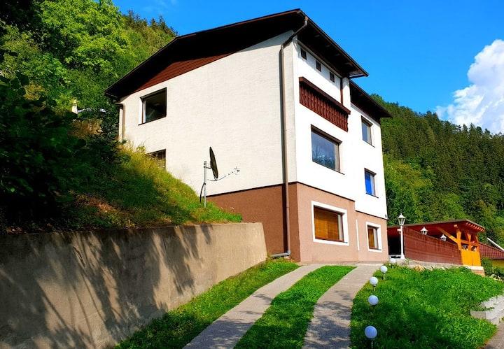 Private Wohnung in Leobner Familienhaus