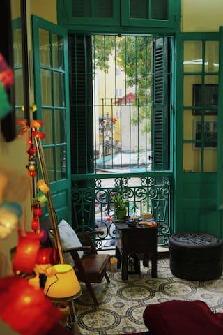 Brika House - Tranditional room - Hàng Bông - House