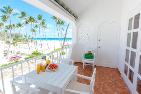 Beach front Ocean View Apt Paradisus WiFi Cleaning - Punta Cana - Διαμέρισμα