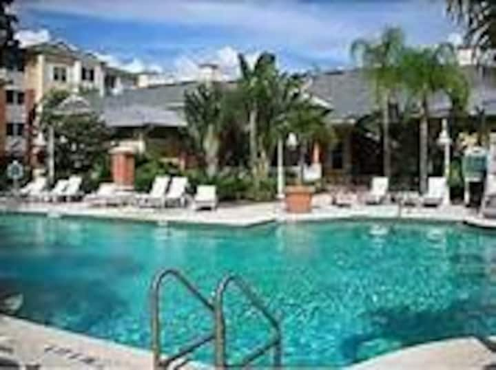 Key West Resort Style Condo close to DT Tampa