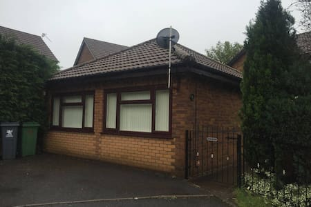 Private, self contained annexe with all mod cons - Cardiff - (ukendt)