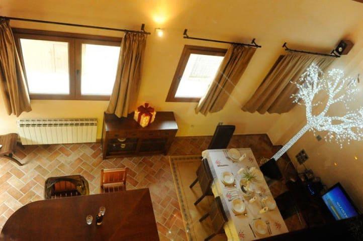 Exclusivo apartamento en encantador entorno rural