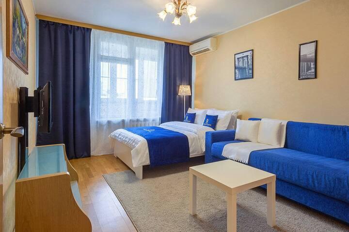 Lux-Apartments Цветной Бульвар
