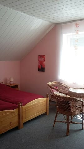 Krola Sielaw 8 - Zimmer 3 (mit Balkon) - Mikołajki - Apartment