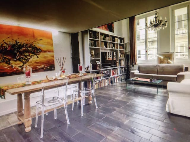 Single room in the center of Rome - Roma - Apartment