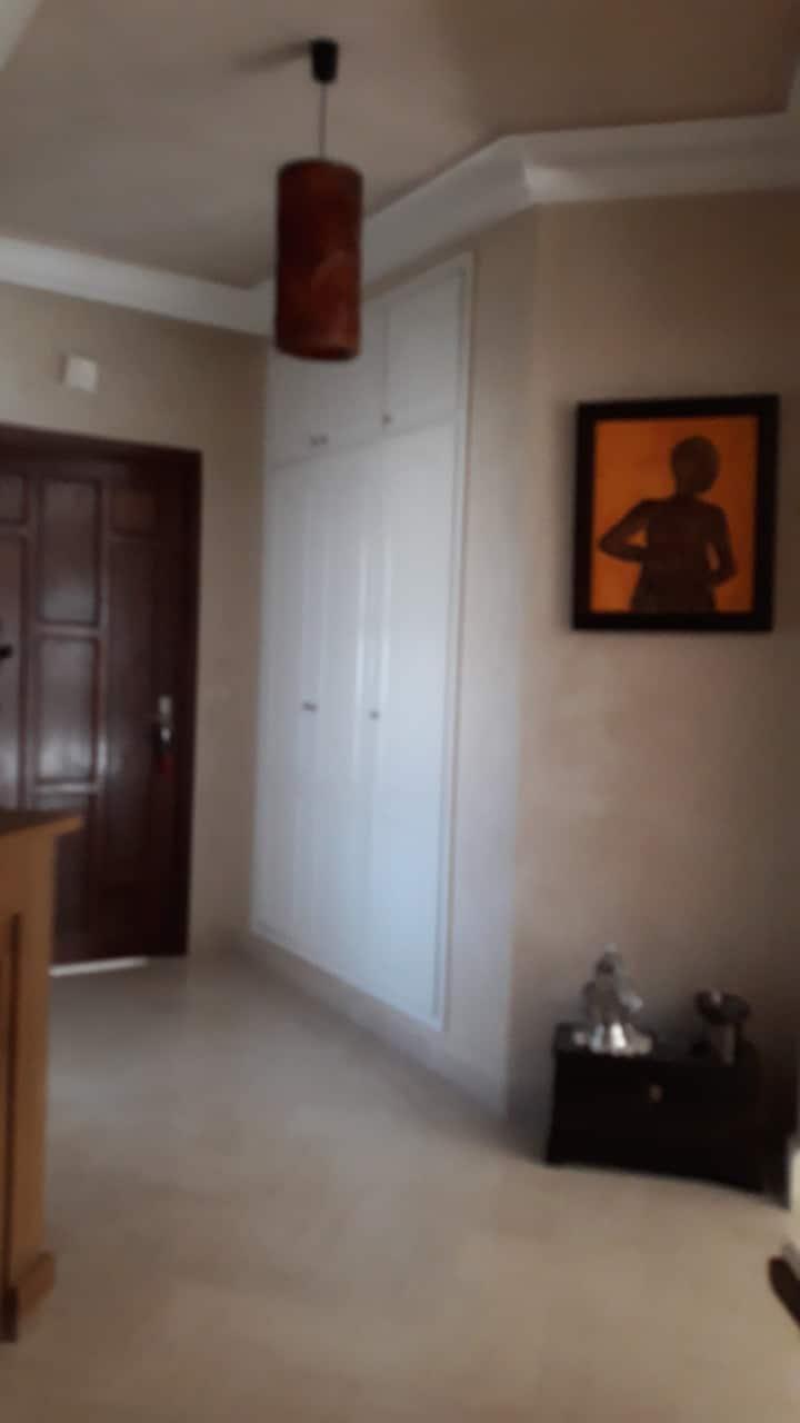 Appartement calme  lumineux