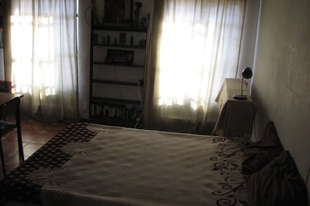 Spacious room, walking distance to the cathedral - Morelia