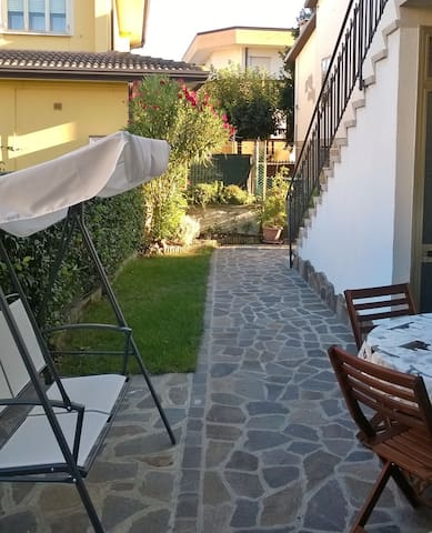 Appartamento con giardino centralissimo - Rovigo