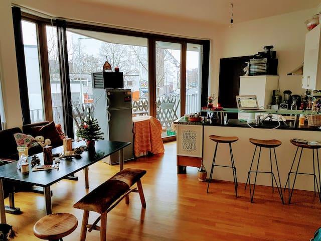 Fanstastic Studio Loft in Kreuzberg