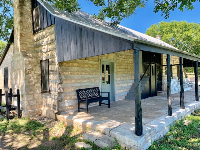 Guest Quarters @ the 1873 Ranch & wide open spaces