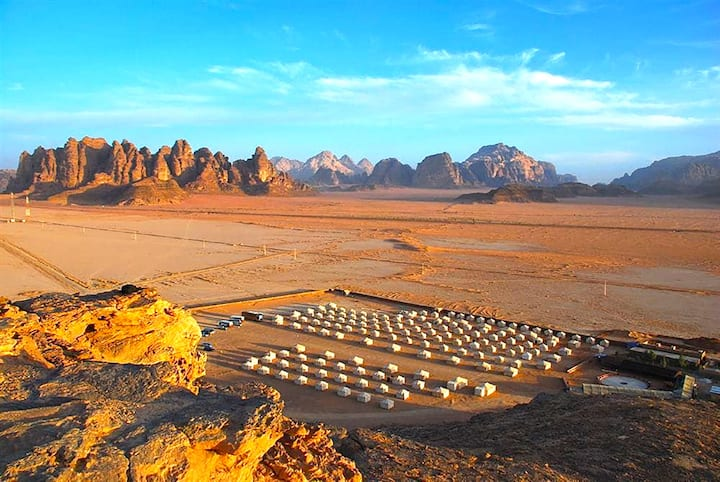 Wadi rum key camp