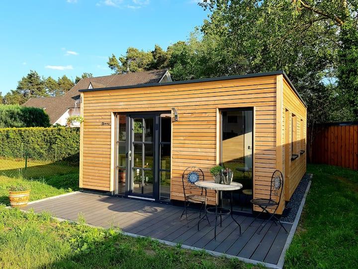 Tiny House im hübschen Garten
