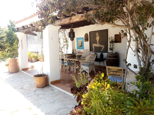 IBIZA, Santa Inés, cozy house with private pool - Ibiza - House