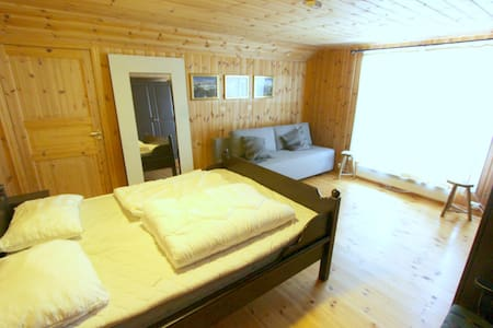 The Valdres Room next to Jotunheimen National Park - Wohnung