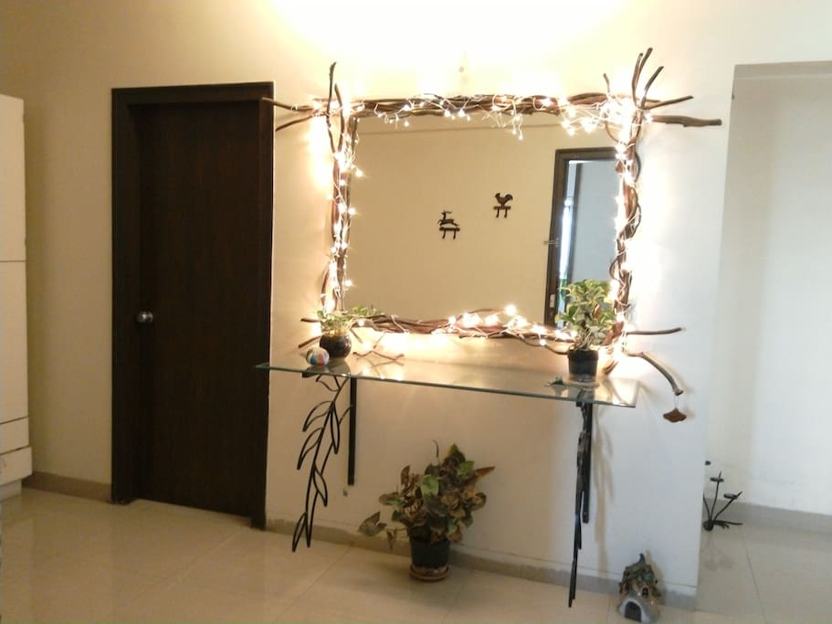 Entrance lobby of our House