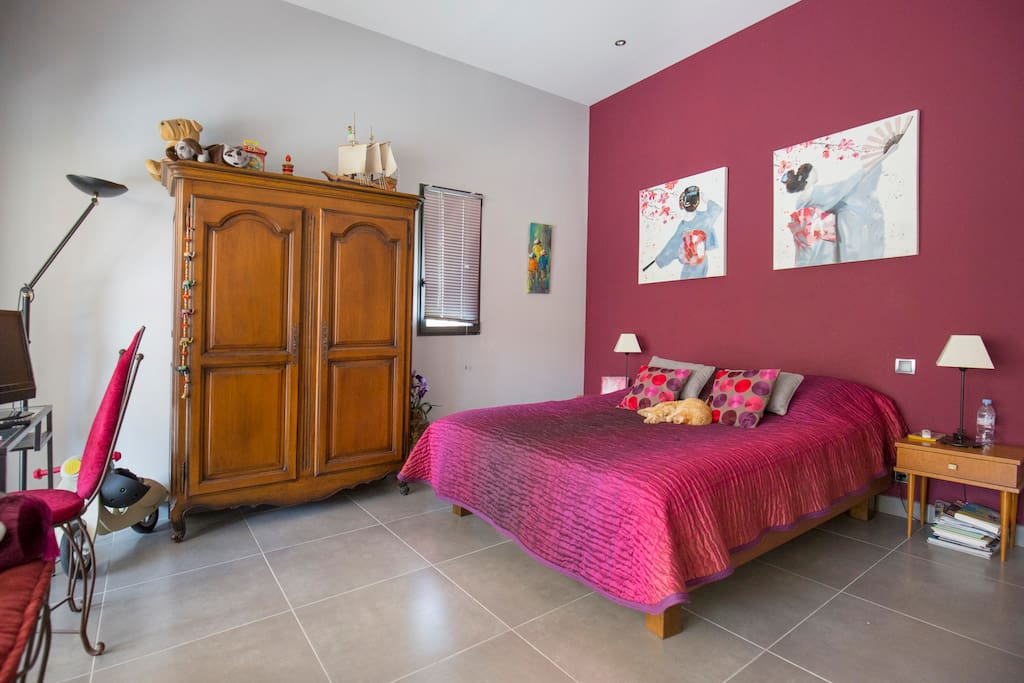 Belles chambres d 39 h tes collioure bed and breakfasts for Chambre hote collioure