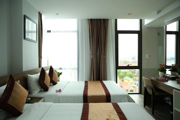 CKC THIEN DUONG HOTEL - Deluxe Twin River View