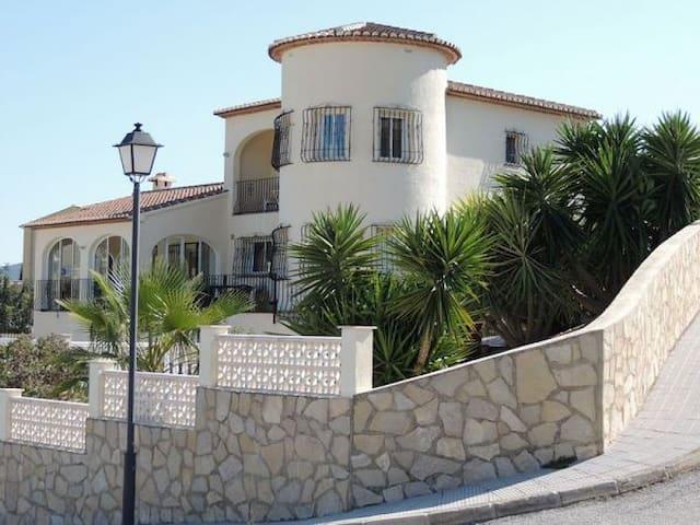 Villa Carman - Alcalalí - Villa