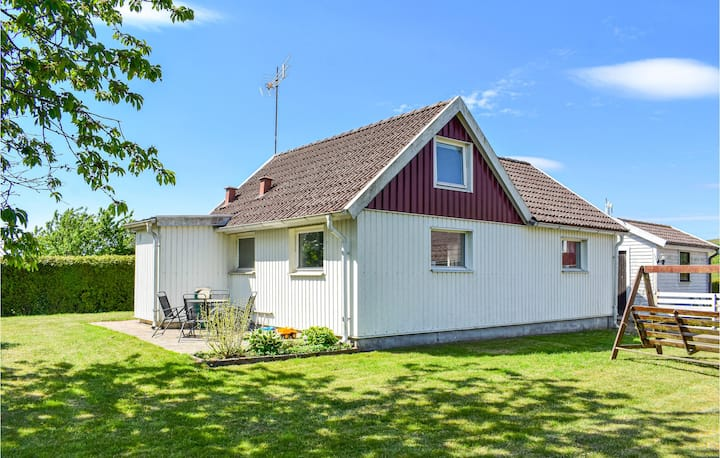 Stunning home in Ystad with 2 Bedrooms