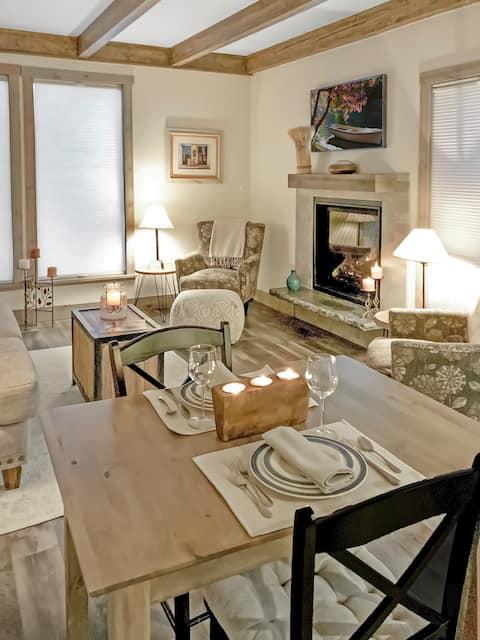 Cozy Modern Farmhouse Condo