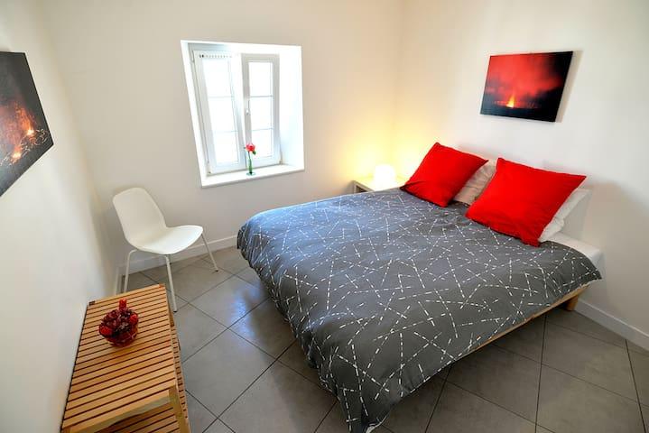 petite chambre, en version lits jumelés de 160x200 cm