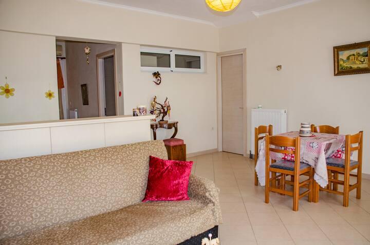 Cosy apartment Zante town