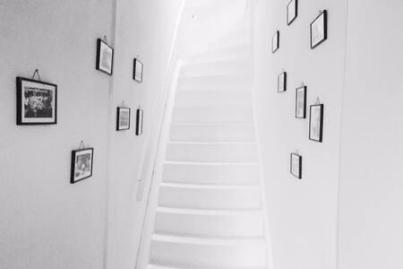 Kamer en suite @ Haarlem - Haarlem - Apartamento